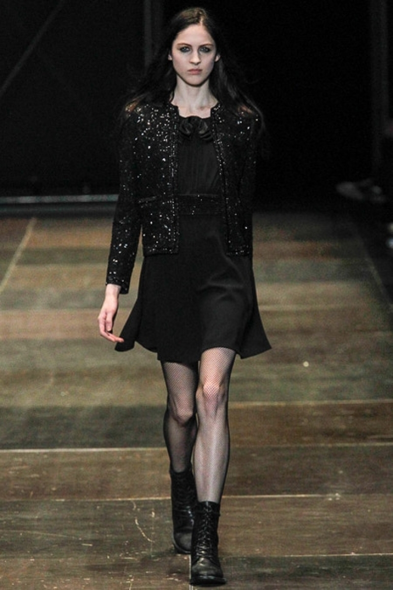 Saint Laurent осень-зима 2013/2014 #10