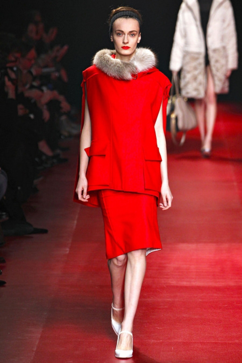 Nina Ricci осень-зима 2013/2014 #28
