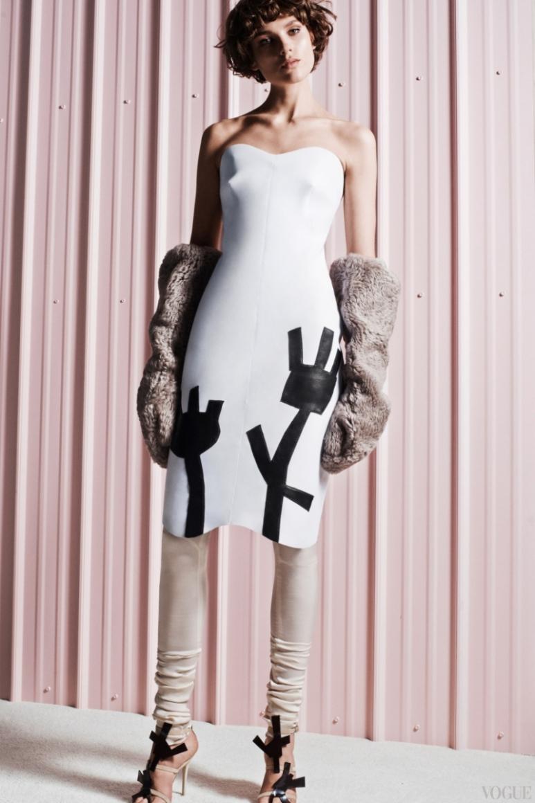 Acne Couture весна-лето 2013 #12