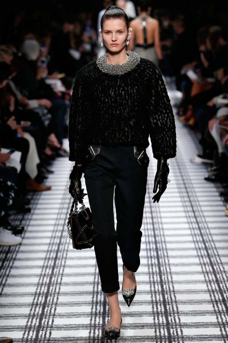 Balenciaga осень-зима 2015/2016 #10