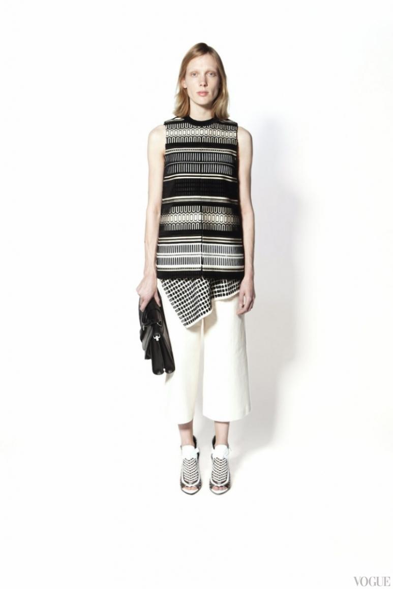 Proenza Schouler Couture весна-лето 2013 #7