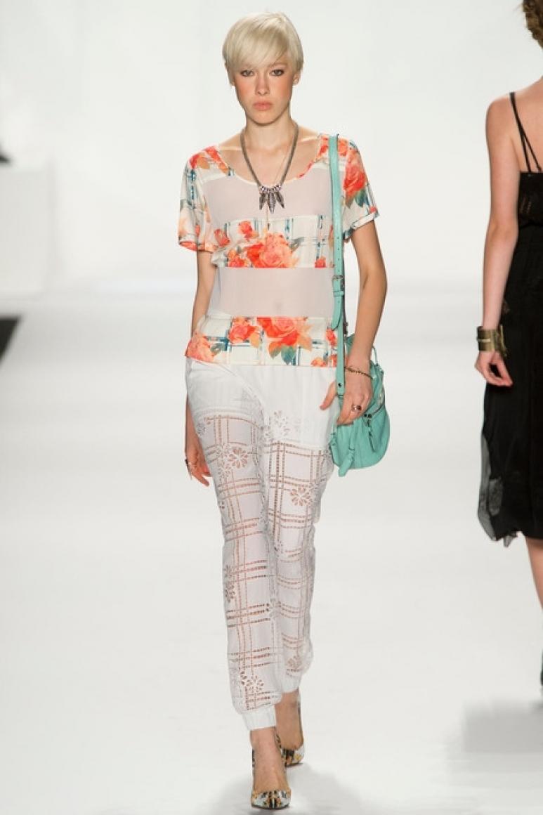 Rebecca Minkoff весна-лето 2014 #8