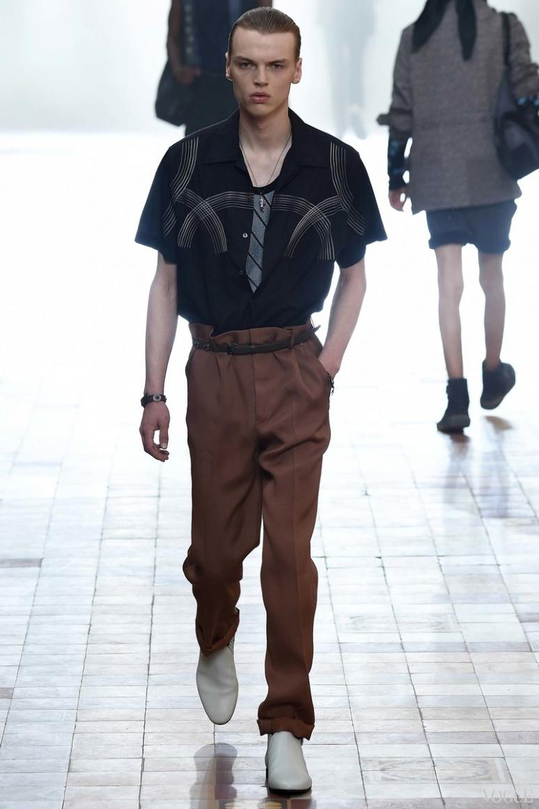 Lanvin Menswear весна-лето 2016 #19
