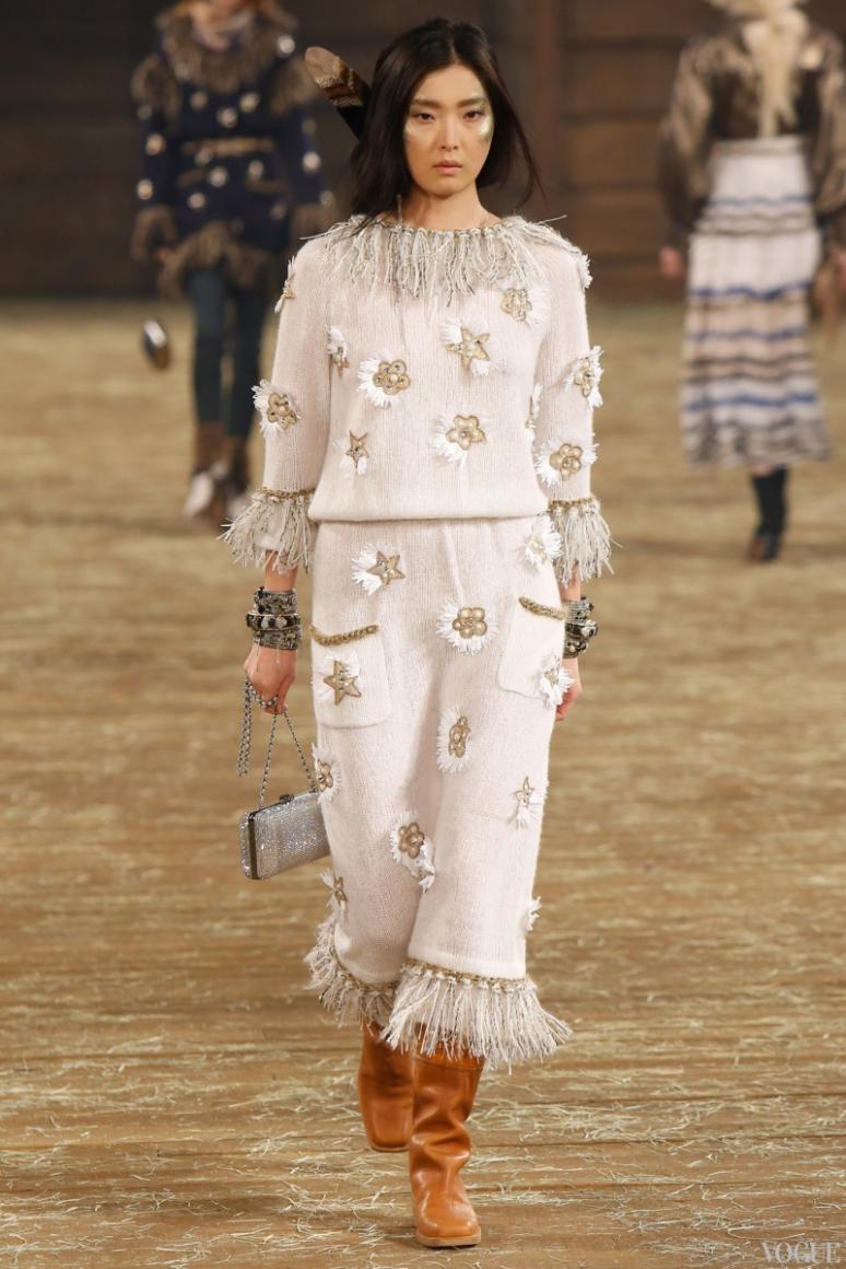 Chanel Couture весна-лето 2013 #19