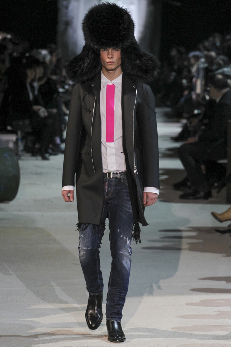 Dsquared? Menswear осень-зима 2015/2016 #12