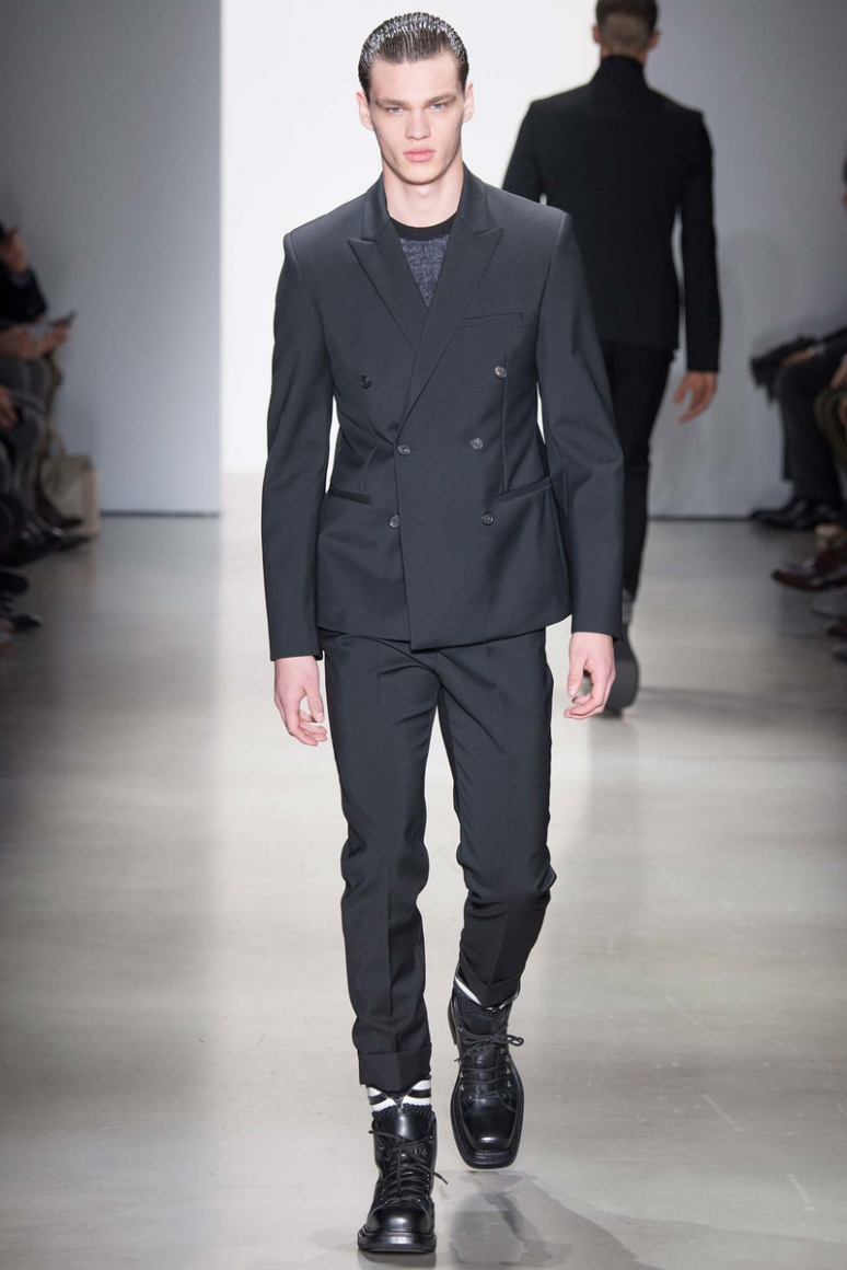 Calvin Klein Menswear осень-зима 2015/2016 #3