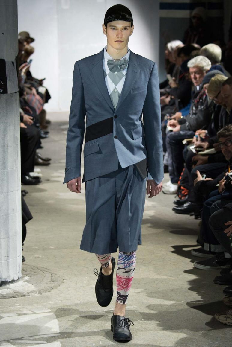 Comme des Gar?ons Menswear осень-зима 2015/2016 #35