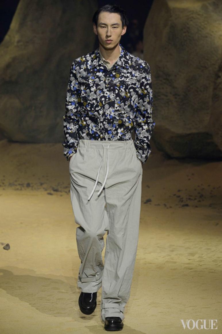 Kenzo Menswear весна-лето 2016 #36