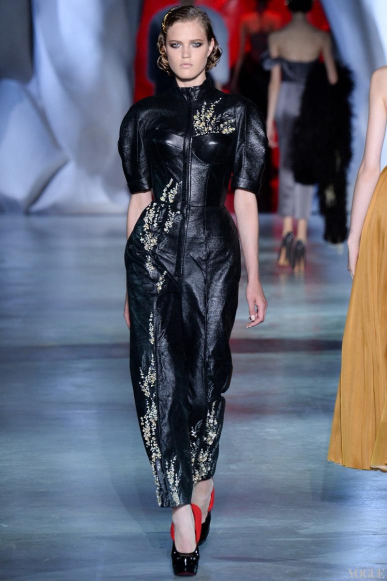 Ulyana Sergeenko Couture осень-зима 2014/2015 #15