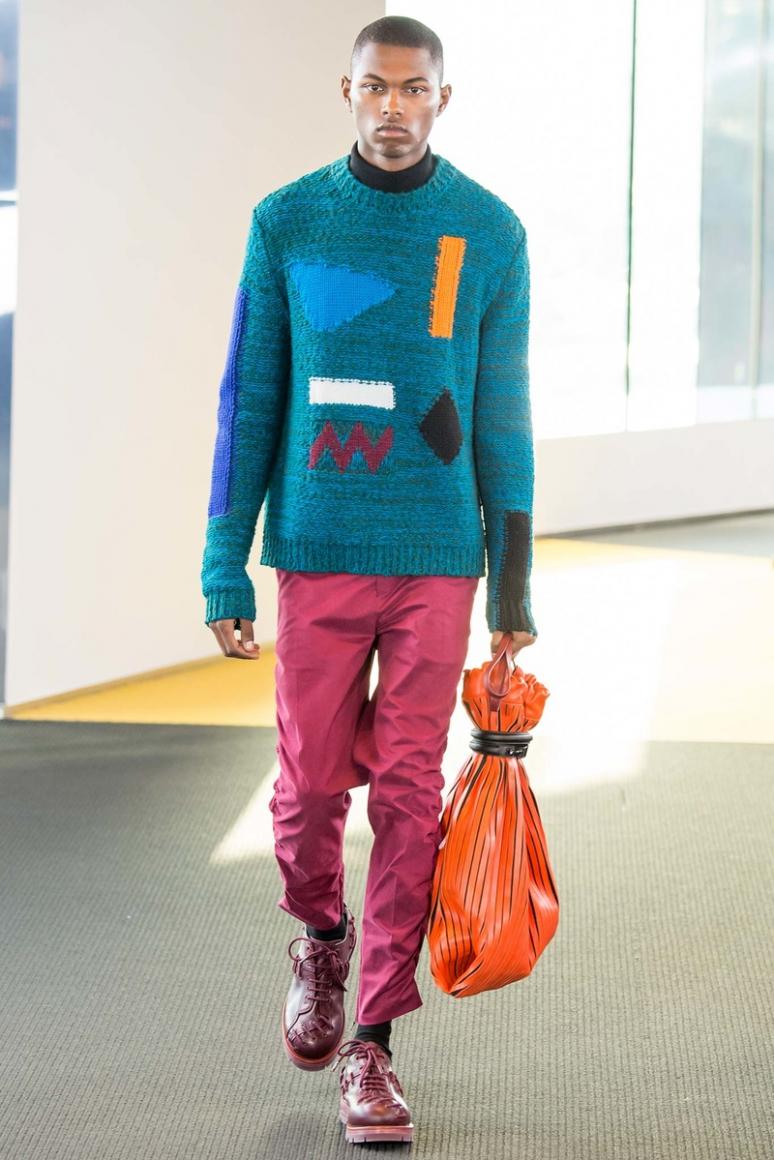 Kenzo Menswear осень-зима 2015/2016 #12