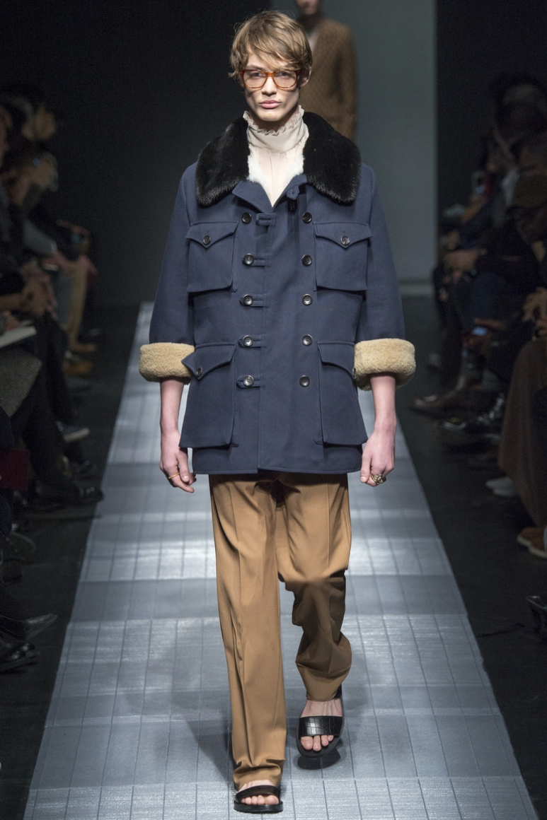 Gucci Menswear осень-зима 2015/2016 #14