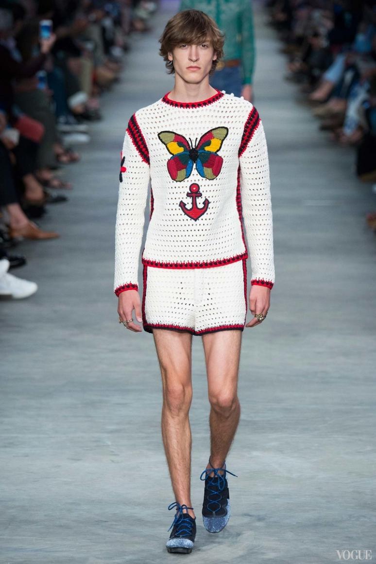Gucci Menswear весна-лето 2016 #49