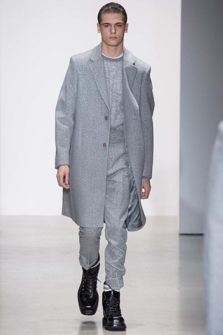 Calvin Klein Menswear осень-зима 2015/2016 #37