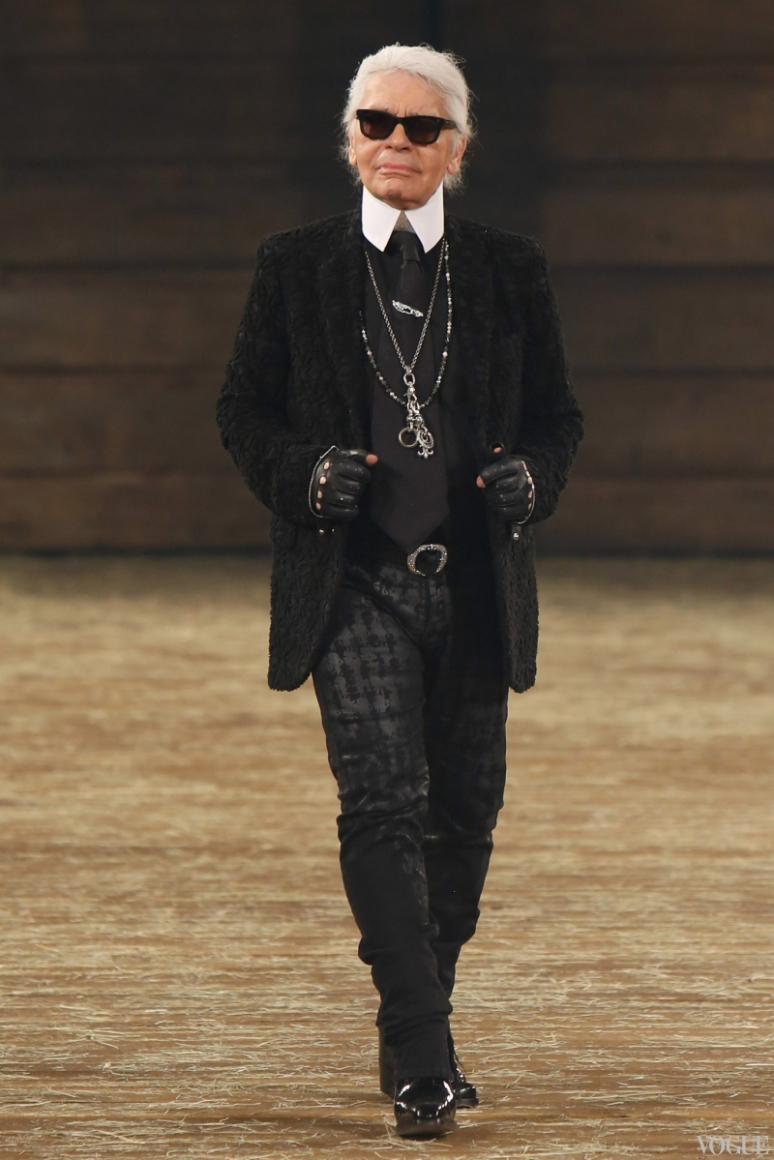 Chanel Couture весна-лето 2013 #2