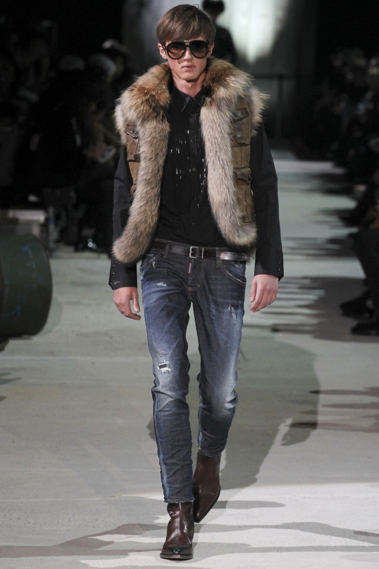 Dsquared? Menswear осень-зима 2015/2016 #24