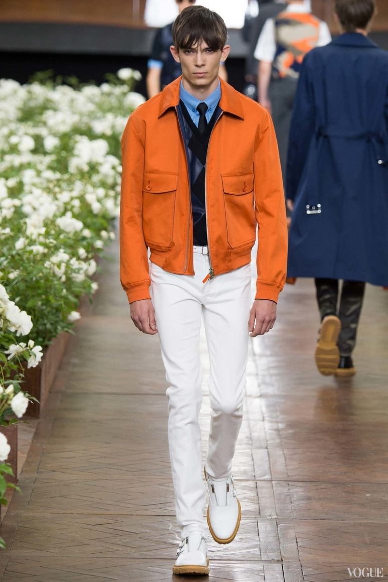 Dior Homme Menswear весна-лето 2016 #15