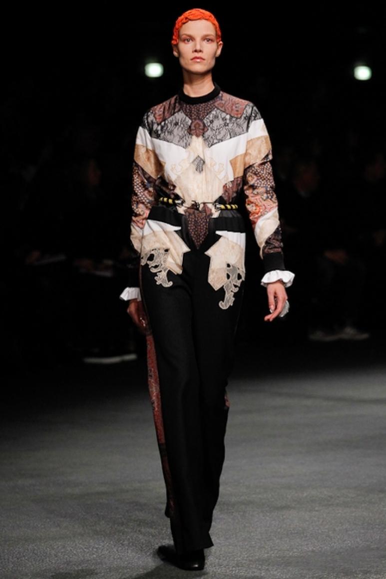 Givenchy осень-зима 2013/2014 #7