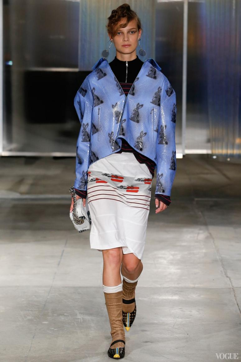 Prada Menswear весна-лето 2016 #14