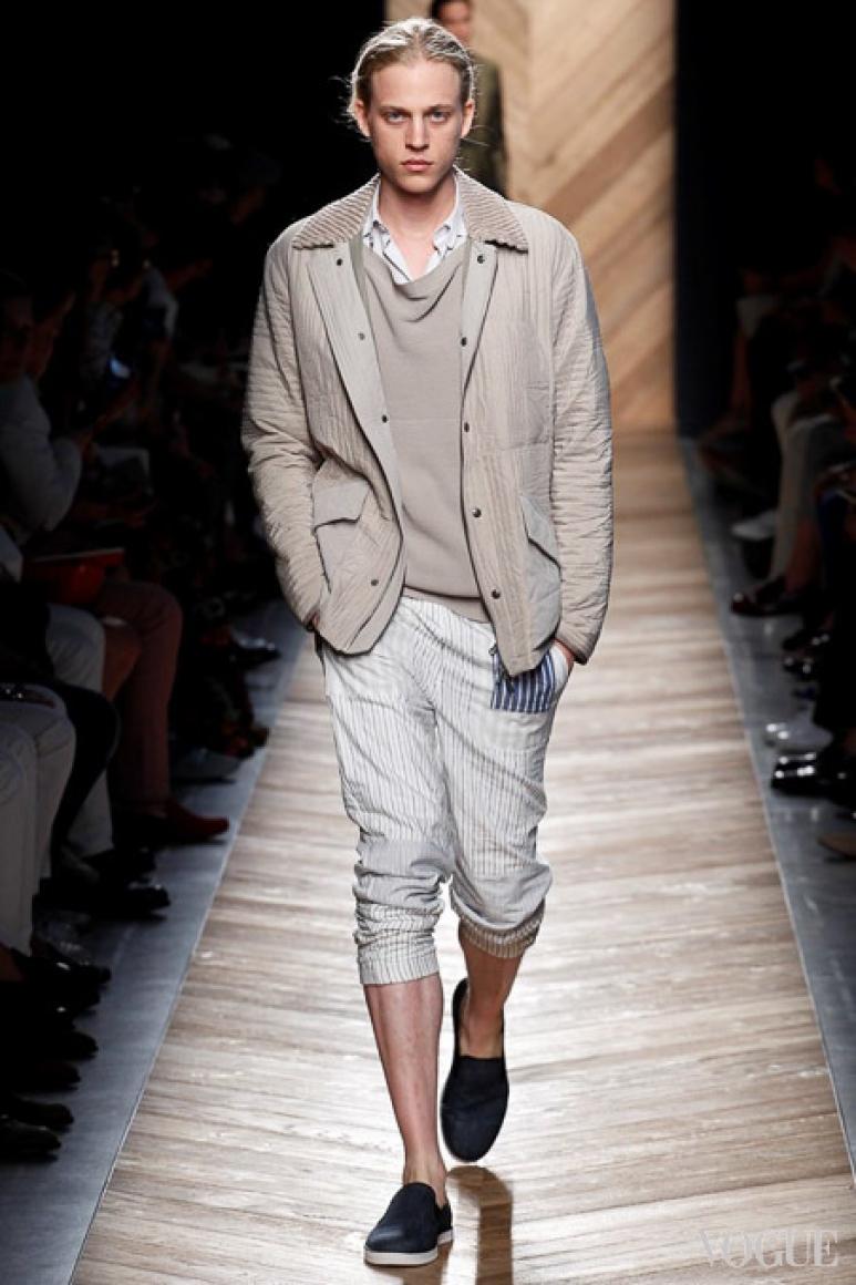 Bottega Veneta Menswear весна-лето 2016 #29