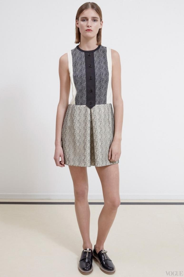 Carven Couture весна-лето 2013 #17