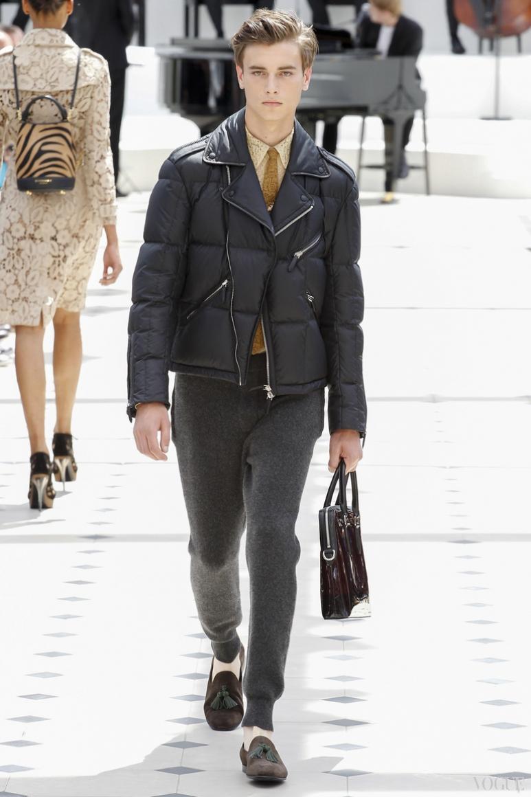 Burberry Prorsum Menswear весна-лето 2016 #39