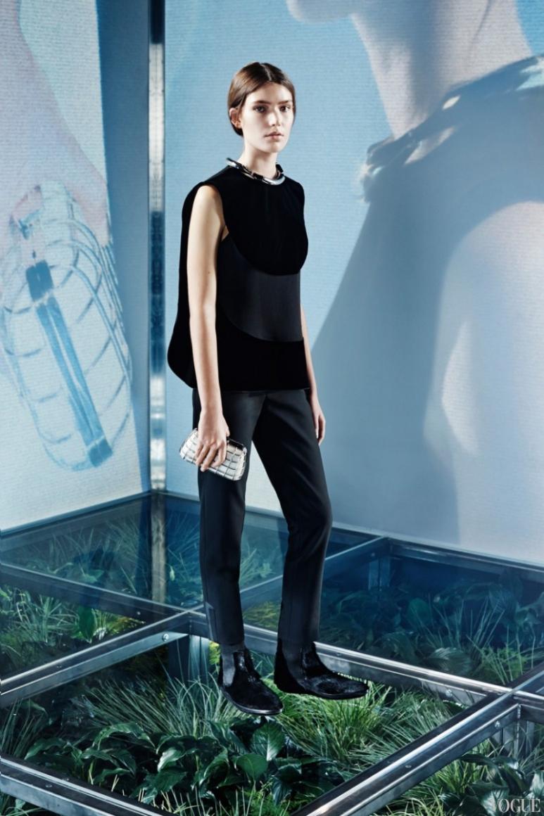 Balenciaga Couture весна-лето 2013 #5
