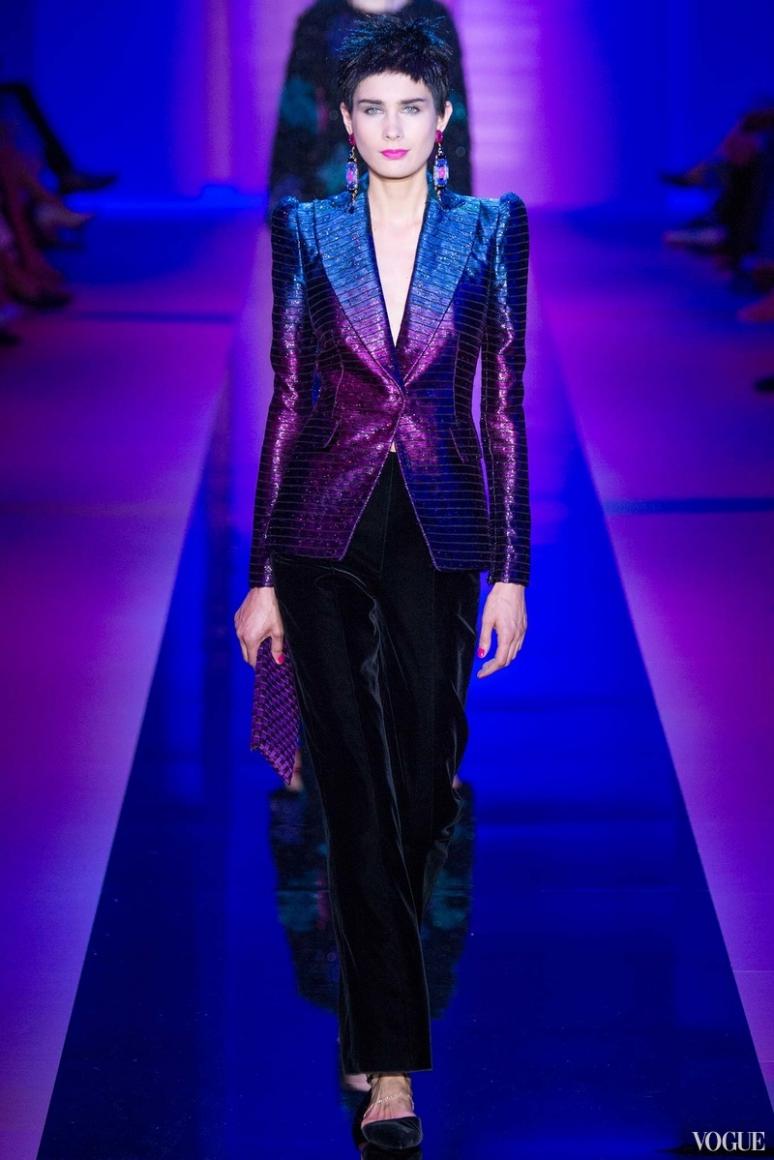 Armani Priv? Couture осень-зима 2015/2016 #36