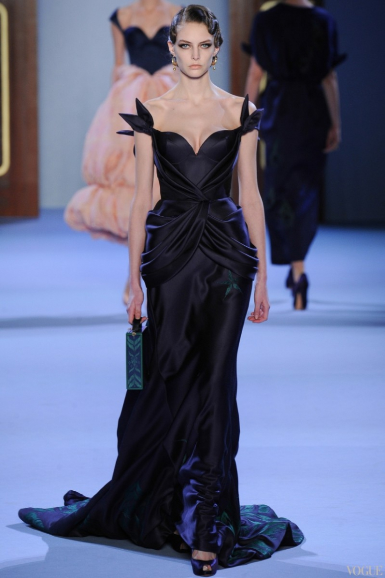 Ulyana Sergeenko Couture весна-лето 2014 #17