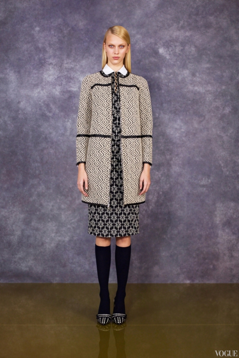 Tory Burch Couture весна-лето 2013 #14