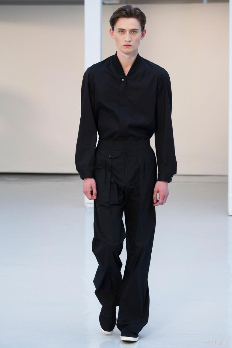 Lemaire Menswear весна-лето 2016 #27