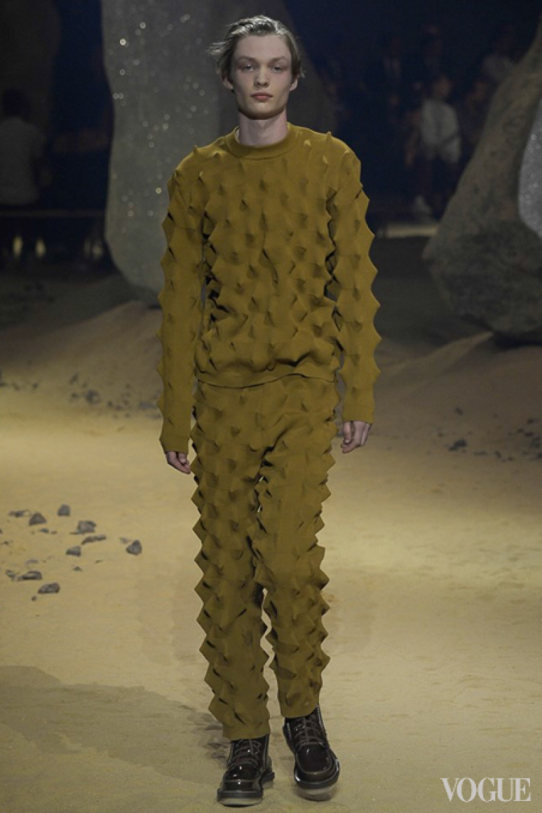Kenzo Menswear весна-лето 2016 #27