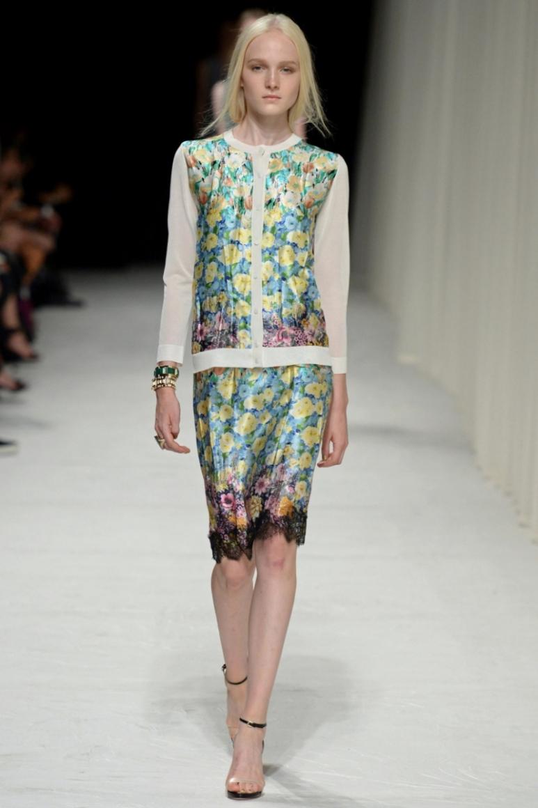 Nina Ricci весна-лето 2014 #24