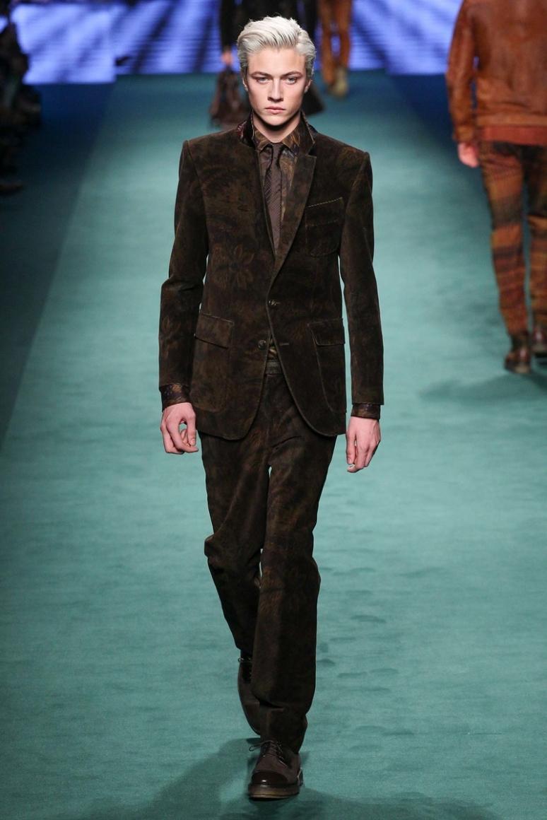 Etro Menswear осень-зима 2015/2016 #53