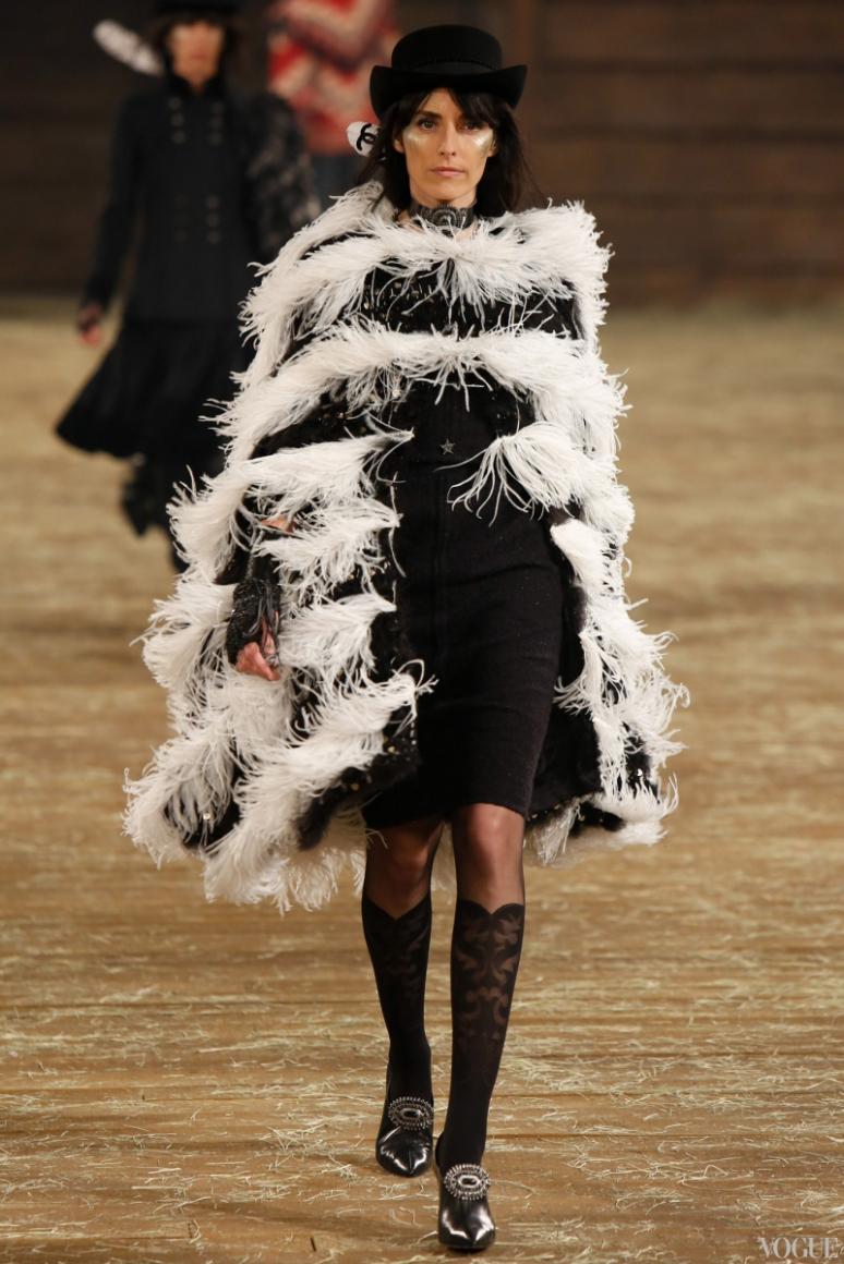 Chanel Couture весна-лето 2013 #55