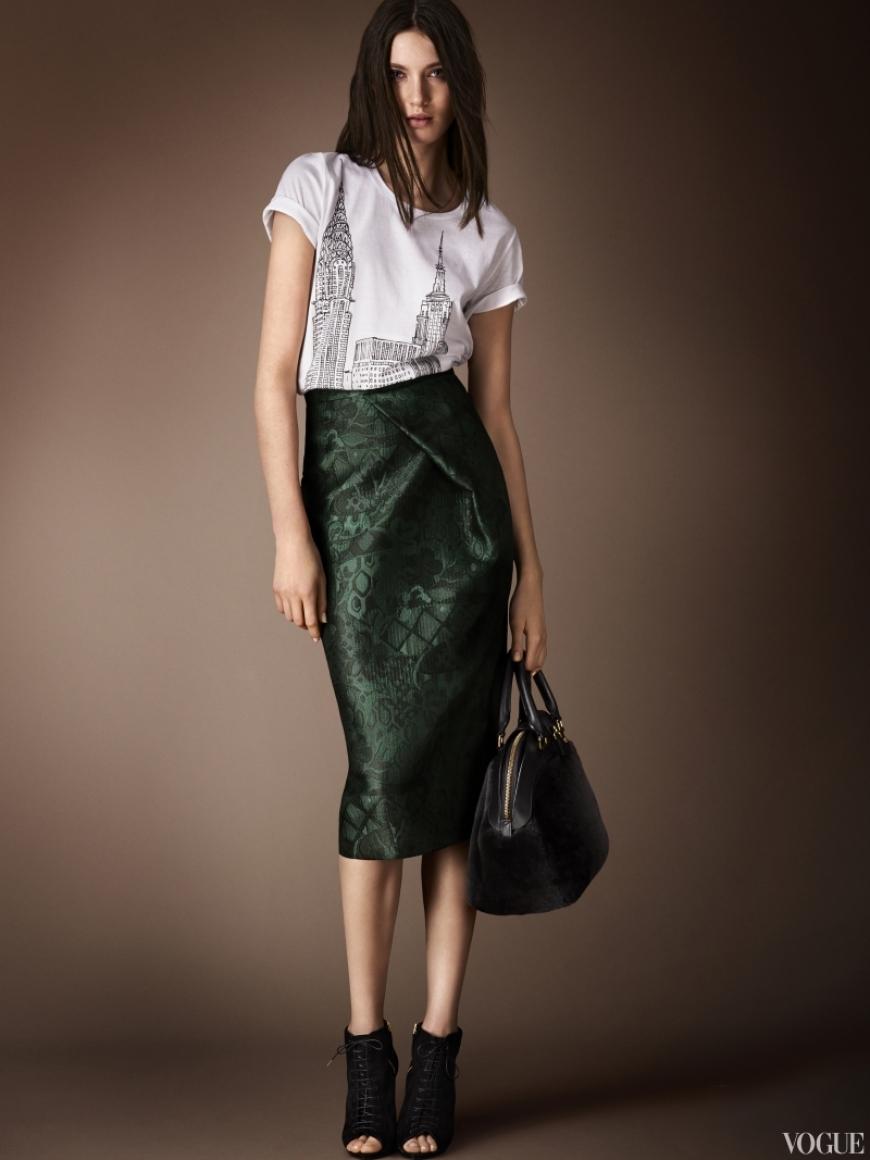 Burberry Prorsum Couture весна-лето 2013 #16