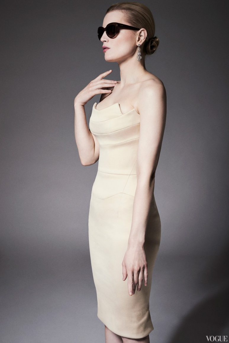 Zac Posen Resort 2015 #18