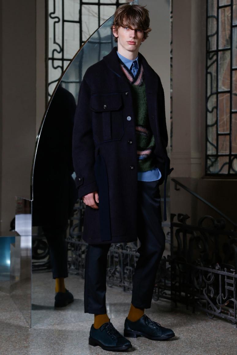 Iceberg Menswear осень-зима 2015/2016 #6