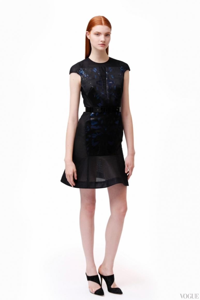 Monique Lhuillier Couture весна-лето 2013 #26
