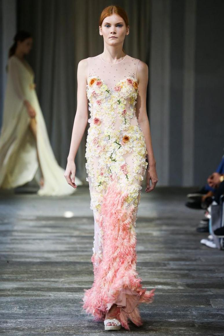 Luisa Beccaria весна-лето 2015 #10