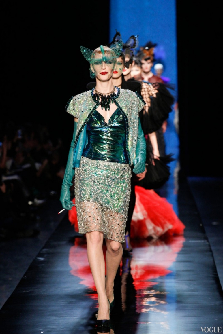 Jean Paul Gaultier Couture весна-лето 2014 #2