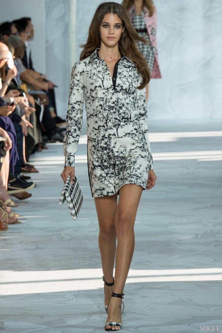 Diane Von Furstenberg весна-лето 2015 #29