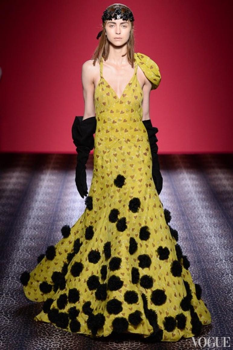 Schiaparelli Couture осень-зима 2014/2015 #6