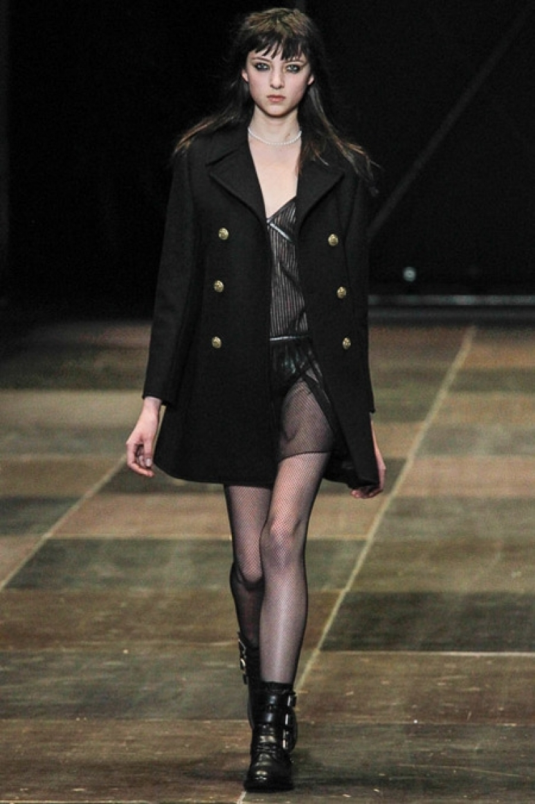 Saint Laurent осень-зима 2013/2014 #17