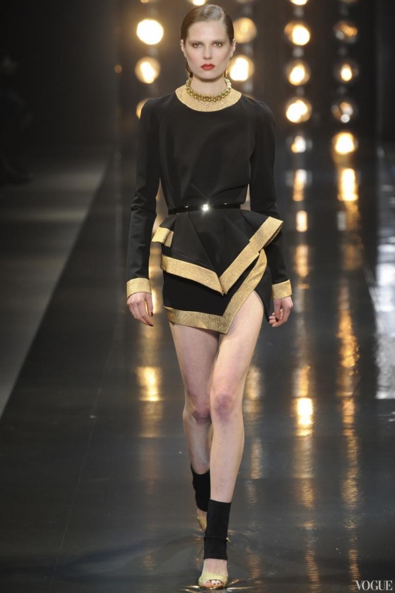 Alexandre Vauthier Couture весна-лето 2014 #27