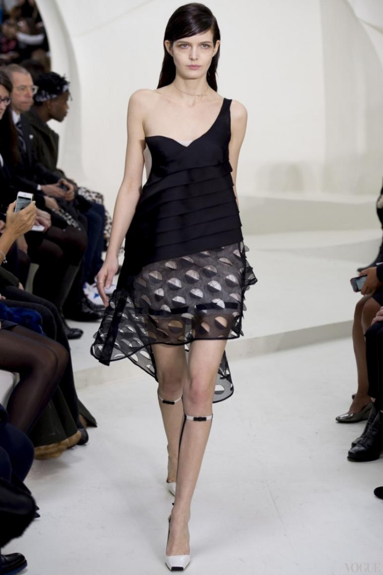 Christian Dior Couture весна-лето 2014 #52