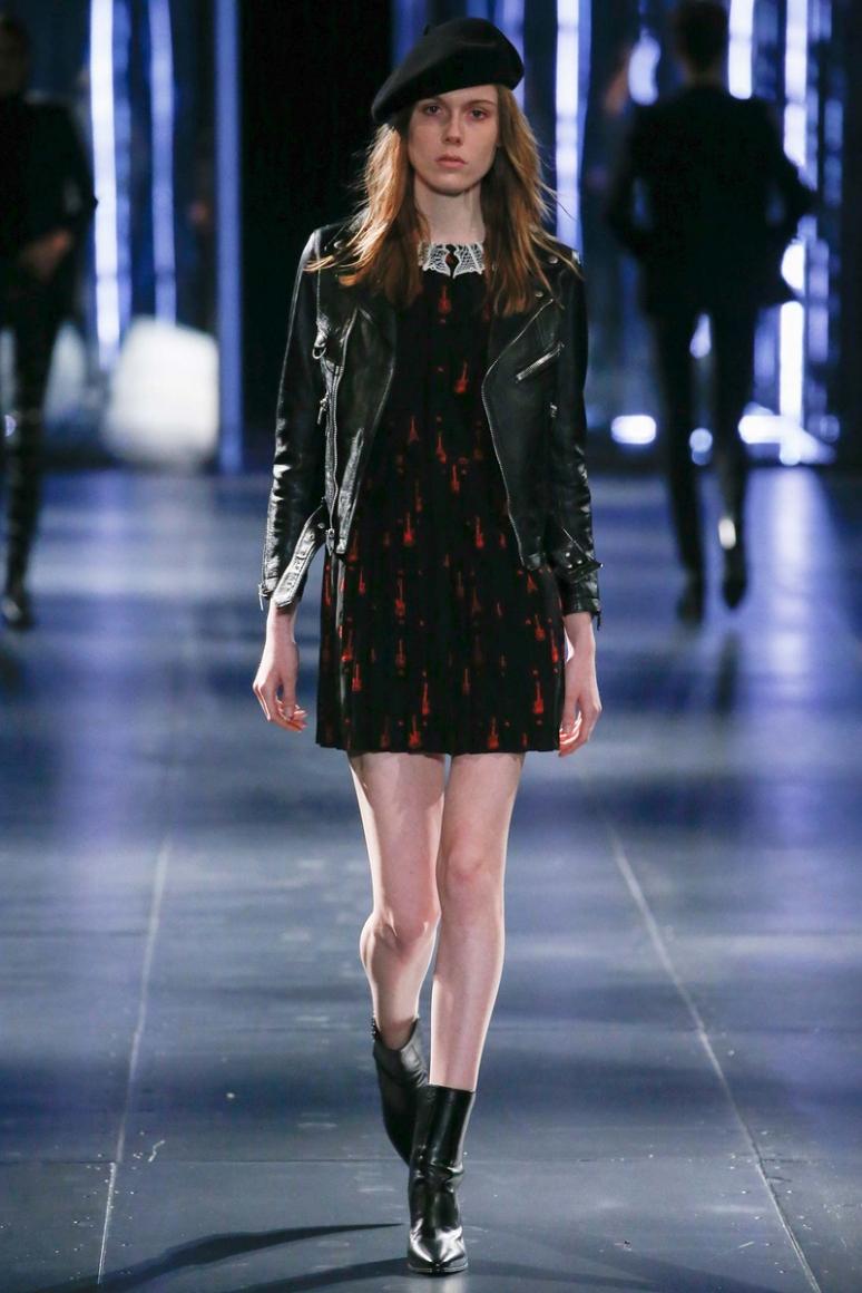 Saint Laurent Menswear осень-зима 2015/2016 #51
