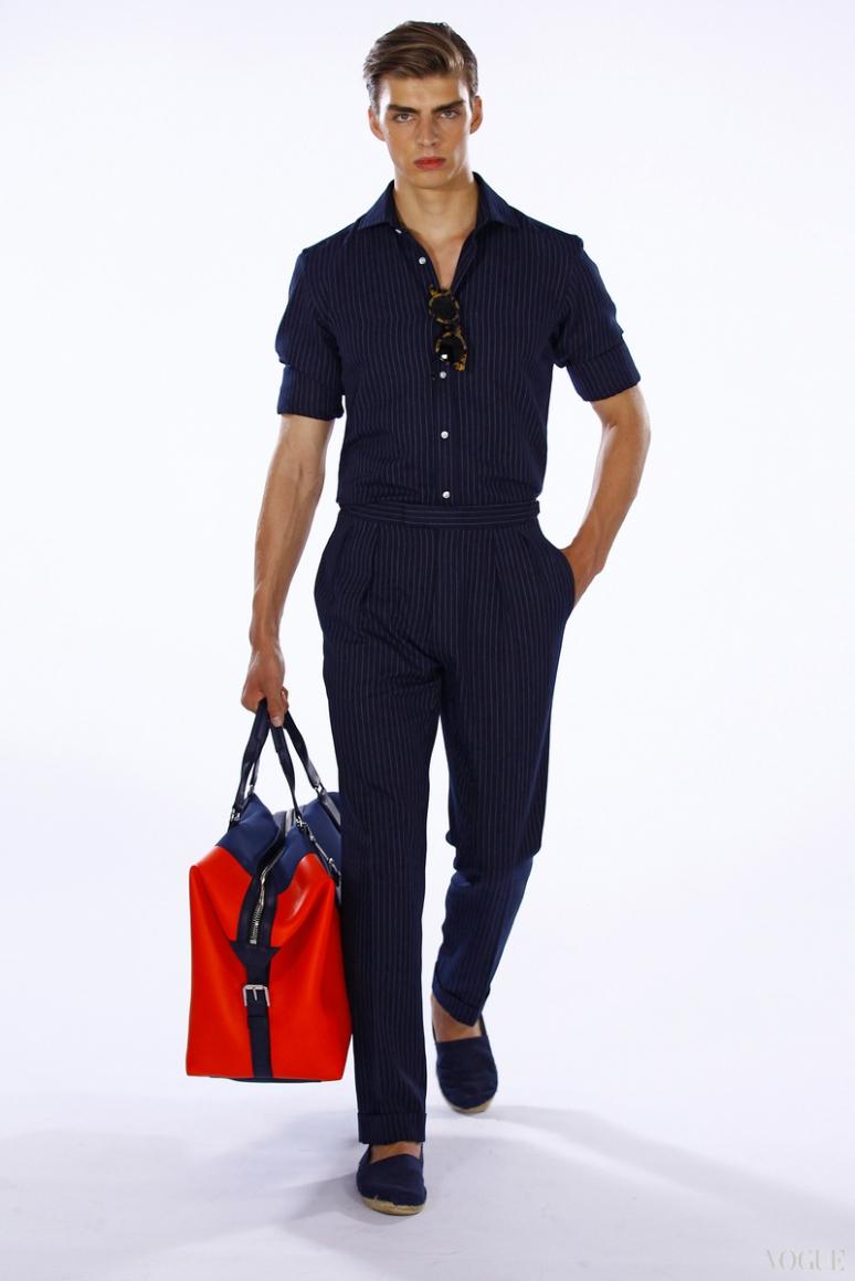 Ralph Lauren Menswear весна-лето 2016 #19