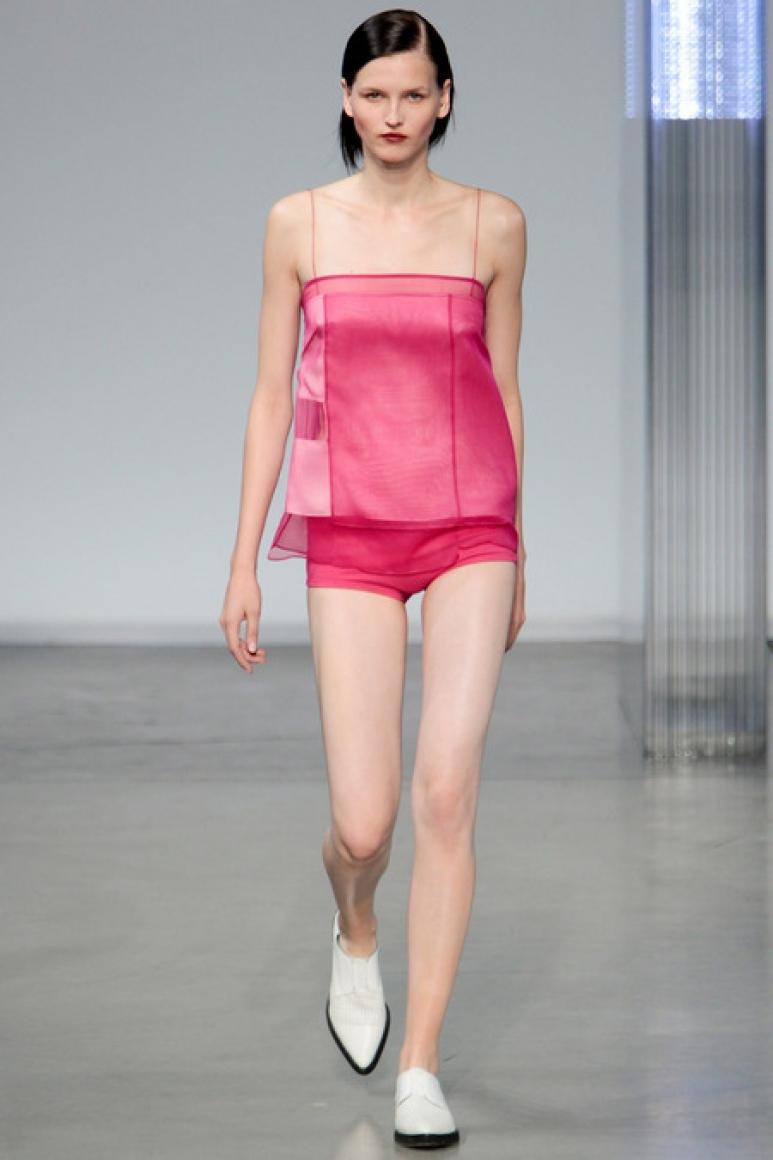 Helmut Lang весна-лето 2014 #16