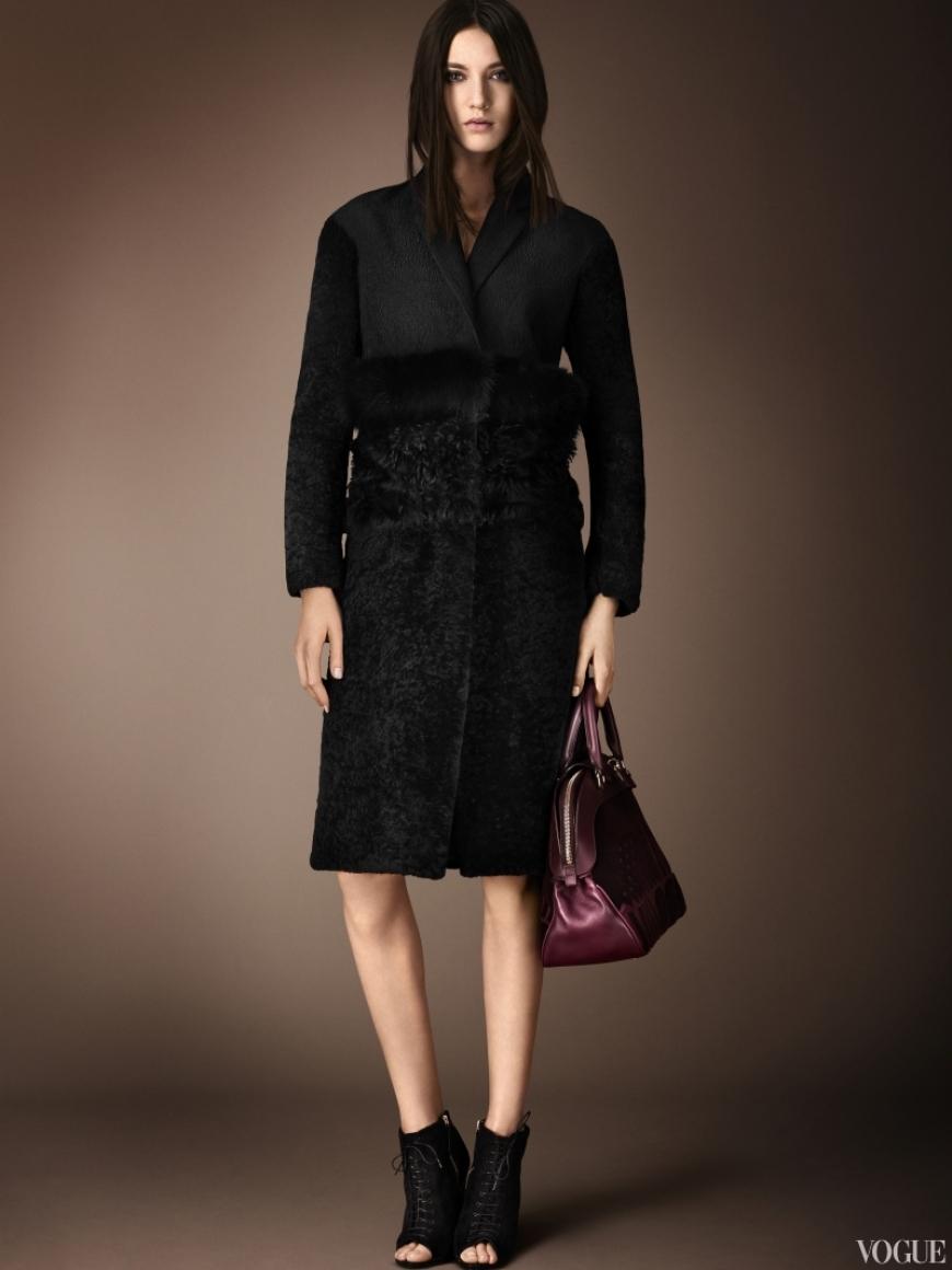 Burberry Prorsum Couture весна-лето 2013 #25
