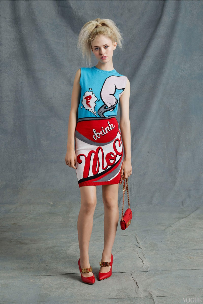 Moschino Resort 2015 #54